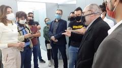 Pedro Ruas pede providências à Delegada