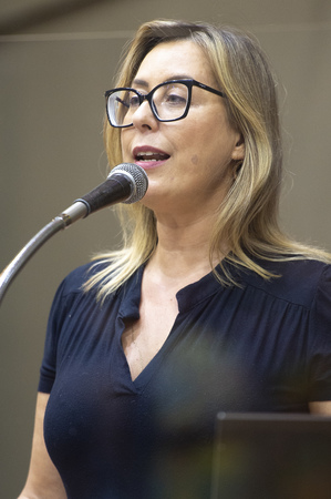 Retrato - Vereadora Fernanda Barth (Foto: Elson Sempé Pedroso/CMPA)