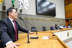 Vereador Elizandro Sabino (PTB)