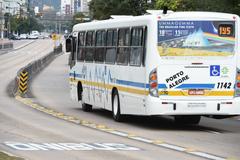 Corredor de ônibus da Av. Érico Verissimo(Foto: Leonardo Contursi/CMPA)