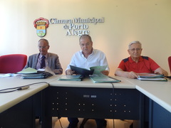 Reunião da CEFOR. Foto: Vinicius Elias