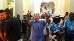Na Prefeitura de Porto Alegre, Dr. Goulart saúda abertura oficial do Carnaval 2017