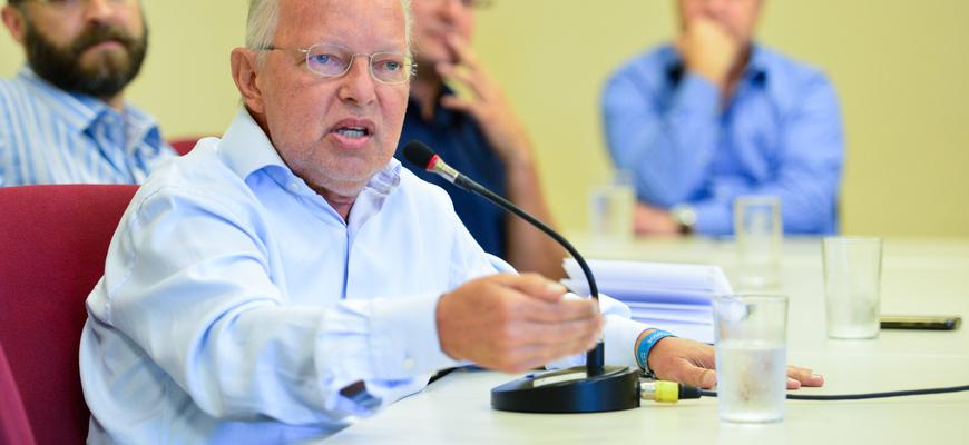 Ex-secretário Busatto é homenageado na proposta aprovada pela Câmara Municipal
