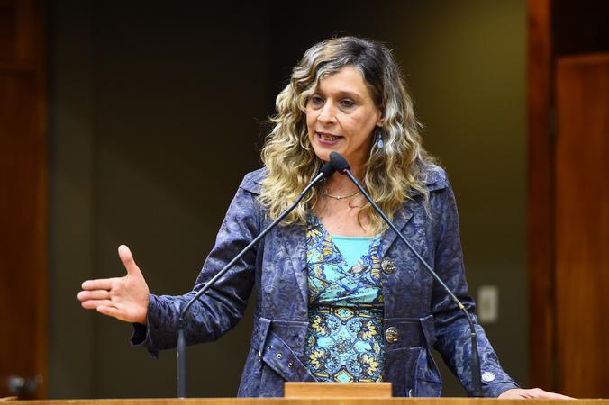 Vereadora Sofia Cavedon
