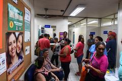 Situação de atendimento na zona sul será debatida pelos vereadores. Foto arquivo: UBS da  Serraria