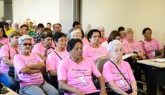 Junho Violeta seria destinado à conscientização da violência contra a pessoa idosa