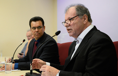 Dr. Goulart, vice-presidente da Frente Parlamentar em Defesa da  Pessoa Idosa.