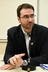 Secretário Pablo Sturmer