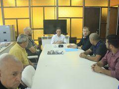 Carús encaminha demandas de infraestrutura e transporte público. Foto: Letícia Rocha
