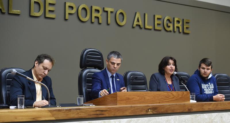 Periodo de Comunicações.A importancia da Universidade Estadual do Rio Grande Do Sul.UERGS.