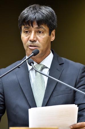 Posse do Vereador Professor Tovi, do Partido Rede Sustentabilidade