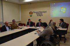 Instalação da Frente Parlamentar dos Direitos das Pessoas com Deficiência