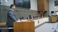 Dia do Gari foi comemorado pela Câmara Municipal de Porto Alegre.