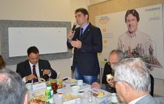 Márcio Bins Ely abre trabalhos da FRENCOOP