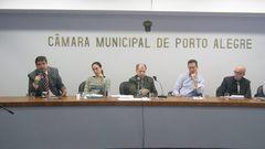 Reunião da Cuthab apresentou pareceres técnicos do projeto.