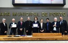 Homenagem aos 60 anos de fundação do Secretariado da Ação Social da Arquidiocese de Porto Alegre (SAS)