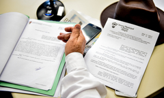 Avaliação das propostas é feita nas comissões permanentes (Foto arquivo)
